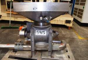 Blow Through Rotary Valve, IN/OUT: 200mm Dia