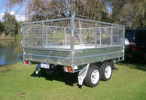 Cstmac Flat Top Trailer FT107