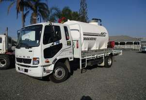2019 MITSUBISHI FIGHTER 1224 WATER TRUCK