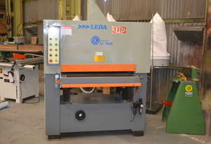 Leda 900mm wide belt sander