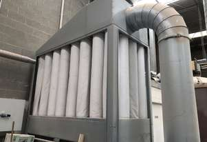 Airtight Solutions Dust Extraction System
