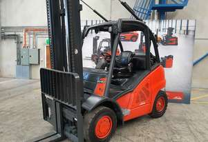 Used Forklift:  H40T Genuine Preowned Linde 4T