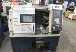 Mazak QTN-100 Nexus Incl. Bar feeder