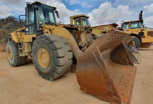 Caterpillar WHEEL LOADER 980G