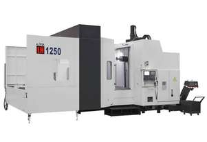 Litz LH-1250 Twin 1,250mm x 1,250mm Pallet Horizontal Machining Centres.