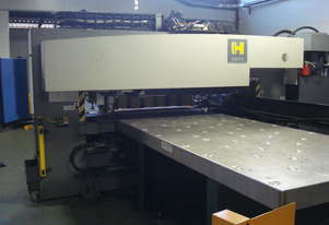 Whitney 3400XP Punch - Plasma Machine