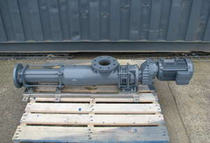 Progressive Cavity Pump - 3kW