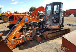 2013 Hitachi Zaxis ZX55U-5A Excavator *CONDITIONS APPLY*