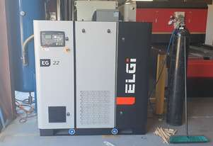 Screw Compressor 22 KW 142CFM
