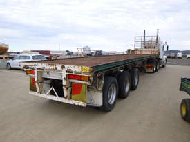 Haulmark Semi Flat top Trailer - picture1' - Click to enlarge