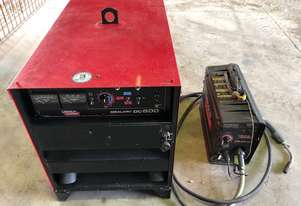 Lincoln   DC 600 Welder Package