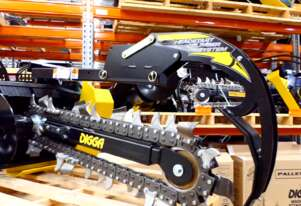 Digga Bigfoot Trencher 900mm with 150mm Combo Chain