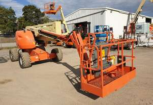 51ft 15.7m knuckle boom JLG diesel