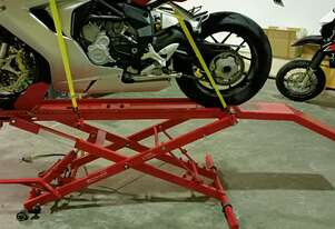 450kg Compact Motorcycle LIft