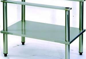 Goldstein SB48 Stainless Steel stand & undershelf to suit 1220mm cooking tops