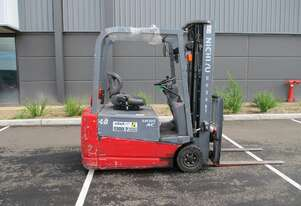 3.2T Battery Electric 3 Wheel Forklift