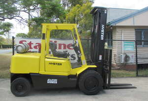 Hyster 5 ton LPG, Repainted Used Forklift #1562