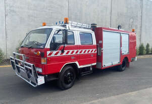 Mazda T4600 Emergency Vehicles Truck