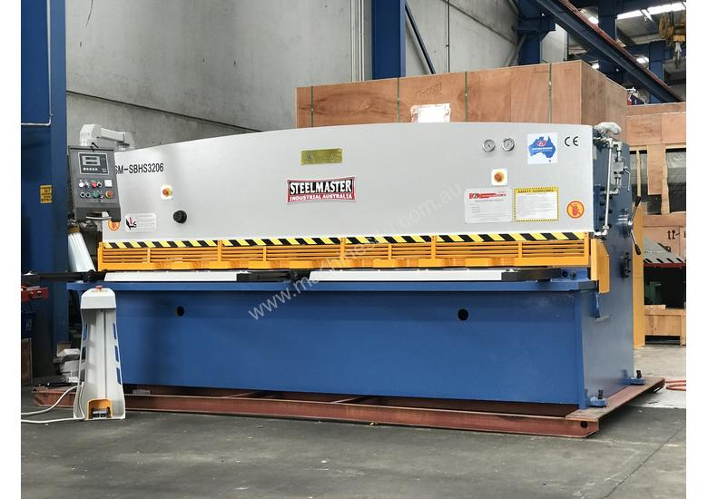 SM-SBHS3206 3200mm X 6.5mm Heavy Duty Model.