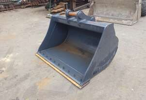 Brand New, 13-14 Tonne 1500mm Mud Bucket with Double Bevel Bolt on Edge 2 year manufacturer warranty