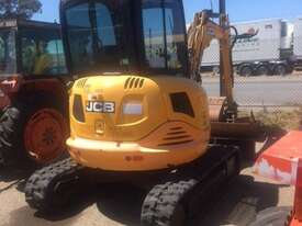 Used JCB Excavator Model 8035 - picture0' - Click to enlarge