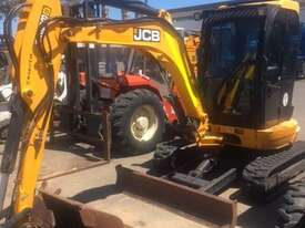 Used JCB Excavator Model 8035 - picture1' - Click to enlarge