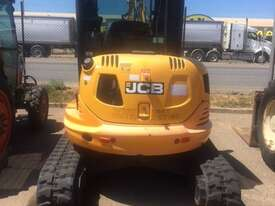 Used JCB Excavator Model 8035 - picture2' - Click to enlarge