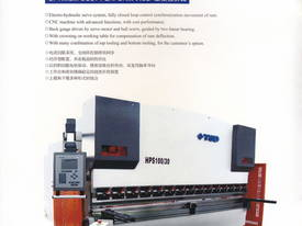 YSD HPS CNC 3050mm  X 165 TON SYNCRO 5 AXIS - picture11' - Click to enlarge