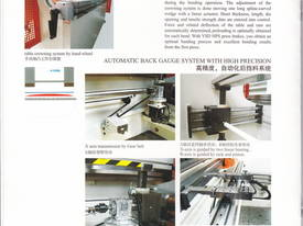 YSD HPS CNC 3050mm  X 165 TON SYNCRO 5 AXIS - picture9' - Click to enlarge