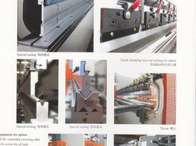 YSD HPS CNC 3050mm  X 165 TON SYNCRO 5 AXIS - picture8' - Click to enlarge