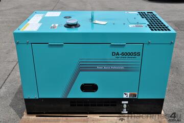 6.6 KVA Kubota /Denyo Quality Diesel Generator , 5KW of pure power, Fuel efficient and very reliable