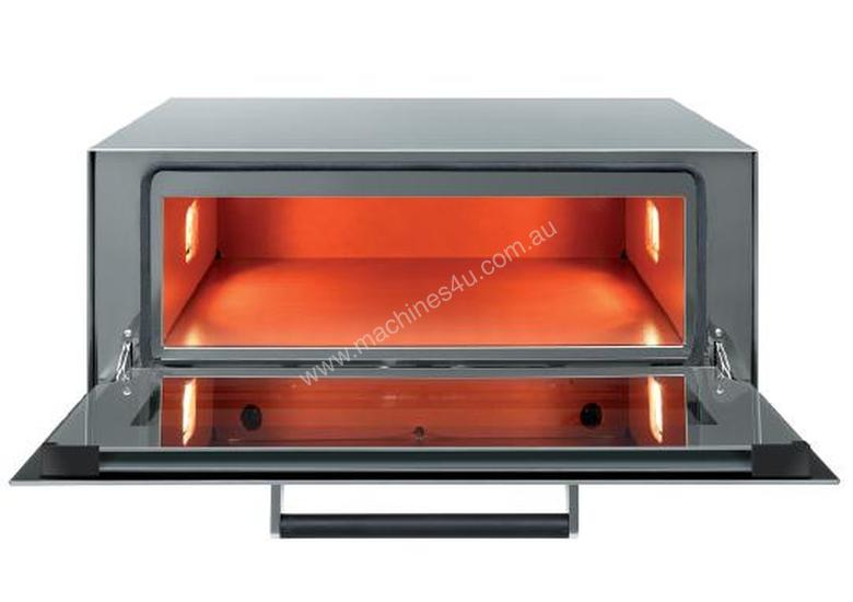ALFA150 - electronic oven with refractory stone