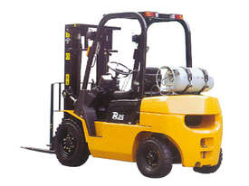 2.5 Tonne Forklift Nissan H25 Engine - picture0' - Click to enlarge
