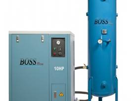 BOSS 48CFM/ 10HP SILENT COMPRESSOR (300L TANK) - picture0' - Click to enlarge