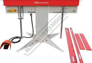 MB1250 Magnetic Panbrake 1300 x 1.6mm Mild Steel Bending Capacity