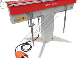 MB1250 Magnetic Panbrake 1300 x 1.6mm Mild Steel Bending Capacity - picture2' - Click to enlarge
