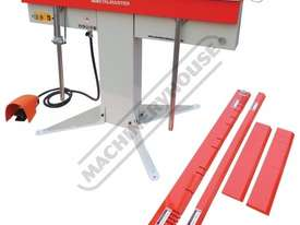 MB1250 Magnetic Panbrake 1300 x 1.6mm Mild Steel Bending Capacity - picture3' - Click to enlarge
