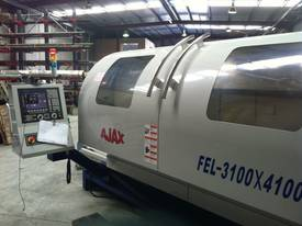 Ajax Flat Bed CNC Lathes opt. Live Tooling & C axis - picture3' - Click to enlarge