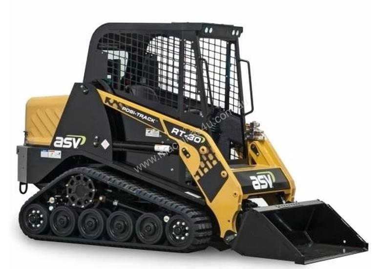 ASV  RT-30 / RT30 Posi-Track Skid Steer Loader