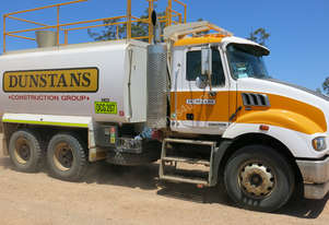2012 Mack Water Truck for hire