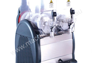 Double Bowl Granita Machine GMR0002