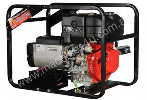 Advanced Power 10kVA Generator Workcover Approved
