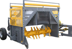 Compost Windrow Turner 3600 Series