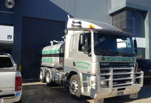 DAF WATER TRUCK WITH THE LOT