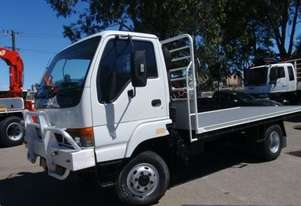1999 ISUZU NPS 300 4x4 Table / Tray Top