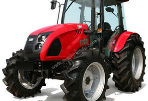 TYM 723 74HP 4WD tractor with 4-in-1 loader