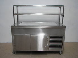 Commercial Stainless Steel Cold Bain Marie