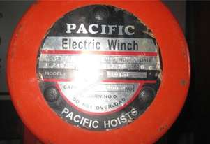 PACIFIC 400KG Electric Winch Winches