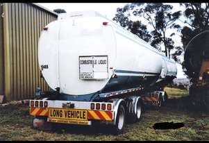 MARSHALL LETHLEAN 19MT B DOUBLE FUEL TANKER BLVR