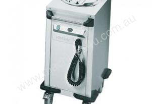 Rieber RRV-U1-190-320 - 41kgs Mobile Tubular Dispenser (Round) - Circulating Air Heating
